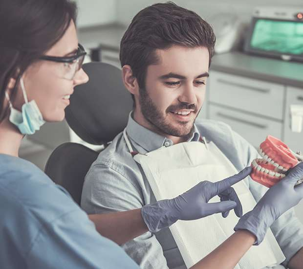 Oakland The Dental Implant Procedure